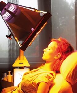 Maquillage Collageen Lichttherapie
