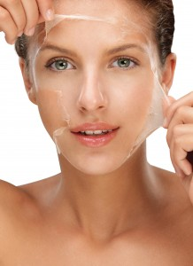 peeling en resurfacing